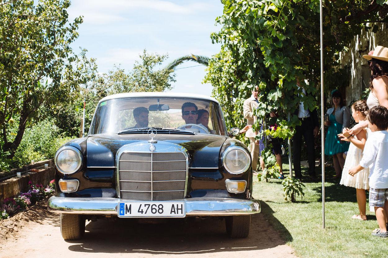 Coria Day Mercedes Mercedes-Benz Mode Of Transport Old-fashioned SPAIN Summer Sunset Transportation Vintage Wedding Weddings Around The World