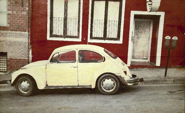 VW Bug Vintage Cars