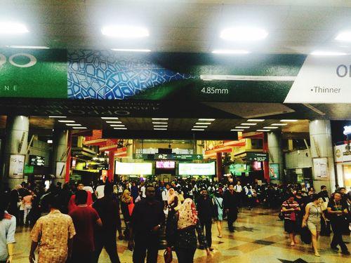 Train Station :)