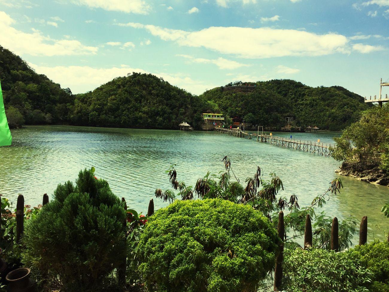 Beautiful Nature Enjoying Life Tinagong Dagat
