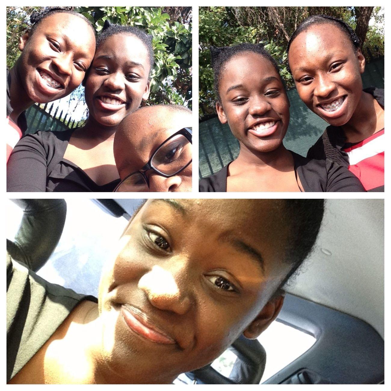 My & sis !