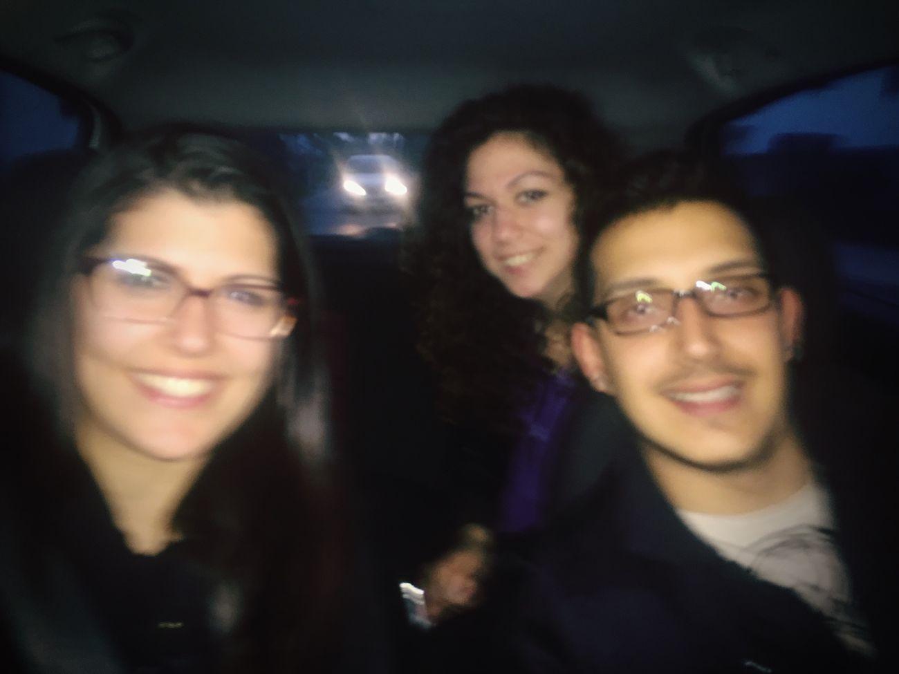 Friends Love Car Siritornaacasa