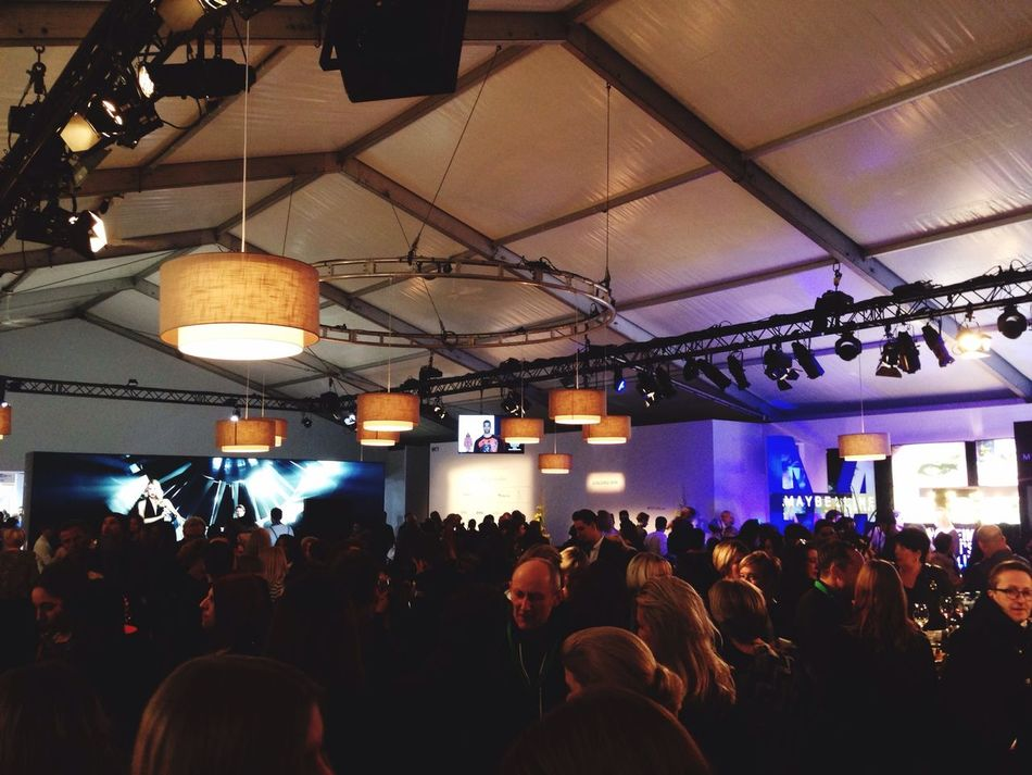 Mbfwb Mercedes-Benz FashionWeek Trubel Events Berlin