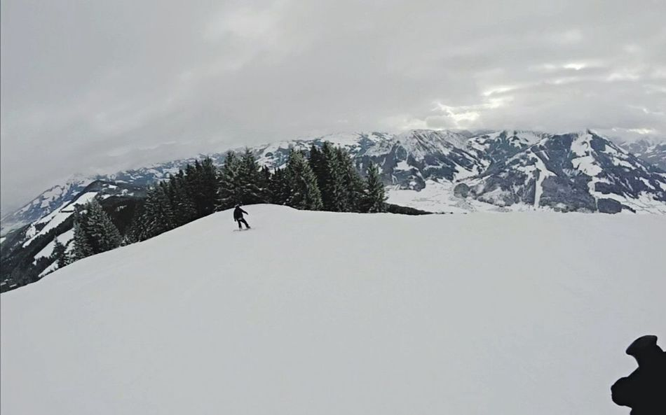 #Snowboarding Brixenthal
