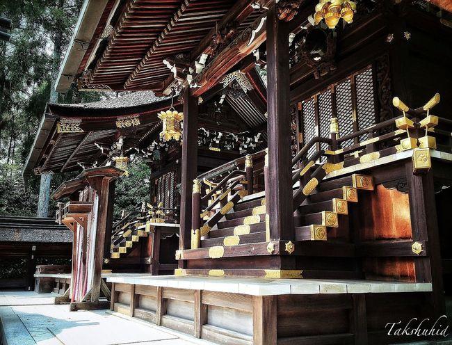 Architecture Shrine Garden