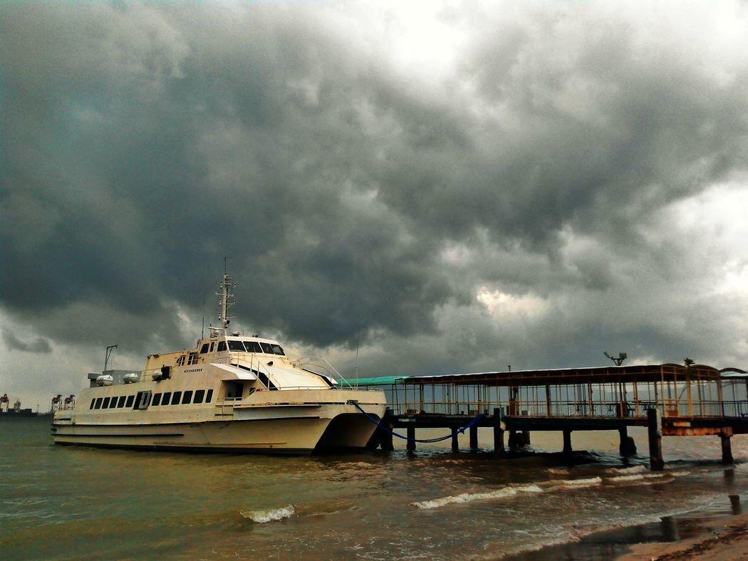 Eyeem Philippines Boats Sea Side On The Docks