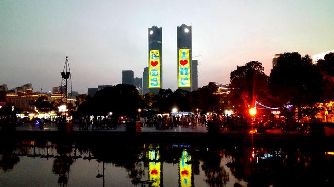 南昌秋水广场