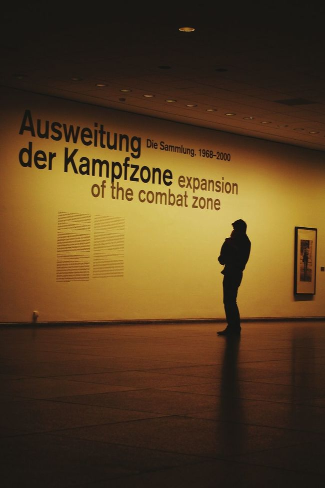 Figures Light And Shadow People Photography Art Gallery Neue Nationalgalerie Father & Son Photography Berlin EyeEm Best Shots Popular Photos