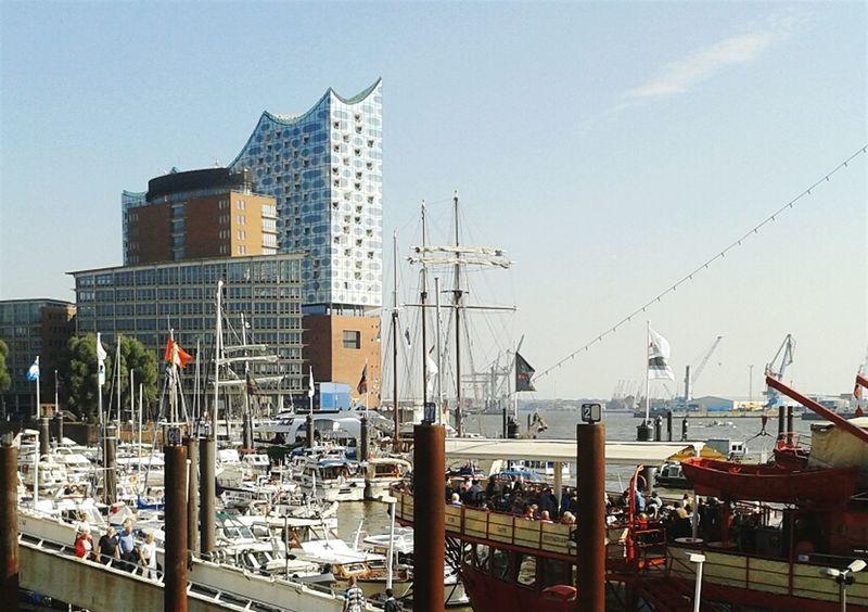 Elbphilharmonie, Hamburg, Cruisedays