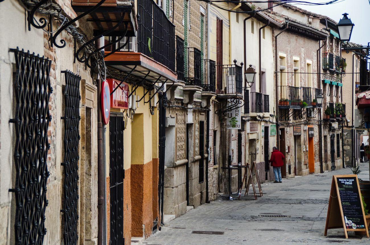 Torrelaguna Streetphotography