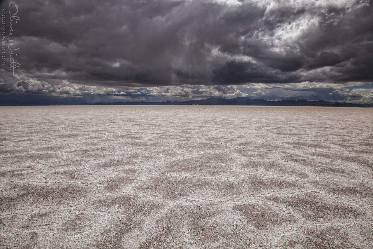 Dramatic Sky Landscape Scenics Outdoors Storm Cloud - Sky Beauty In Nature Nature No People Day Tranquility Sky Travel Destinations Salt - Mineral Jujuy Landscapes Argentina Las Salinas Salt Salt Flat EyeEmNewHere