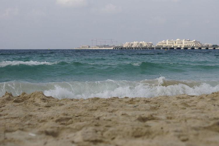 Beach Dubai Dubai Marina Ocean Ocean Waves Oceanwater OceanWaves Sand Wave Waves