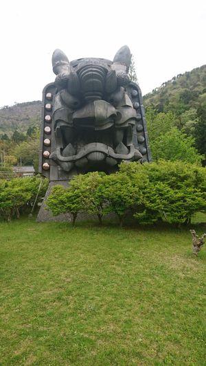 鬼 Devil 博物館 Musium 大江町