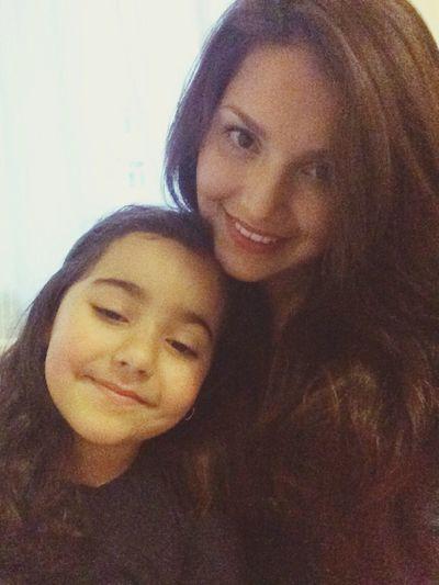 Twolfie w/ my little Panda ?? Twolfie Motherdaughter Madrehija FAMILIA♥