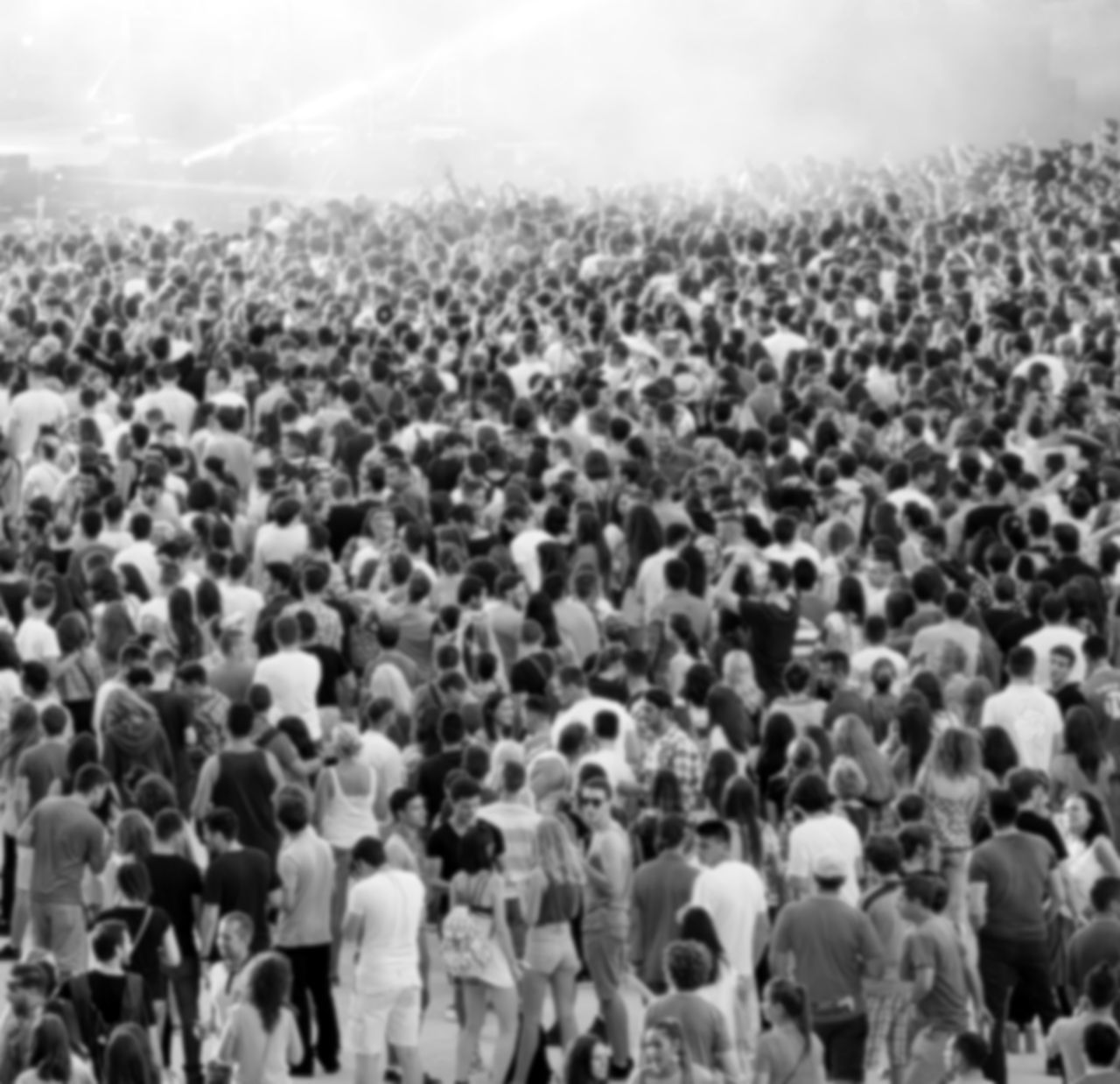 Crowd of partying people at a music festival. Blurred image Blurred Blurred Motion Blurred Visions Concert Crowd Crowded Crowded People Crowded Place Crowds European  Festival Happiness Live Music Music Festival Party Time Partying People Raised Hands Summer Views Thousands Untold Festival Vacation Time Vibration Young