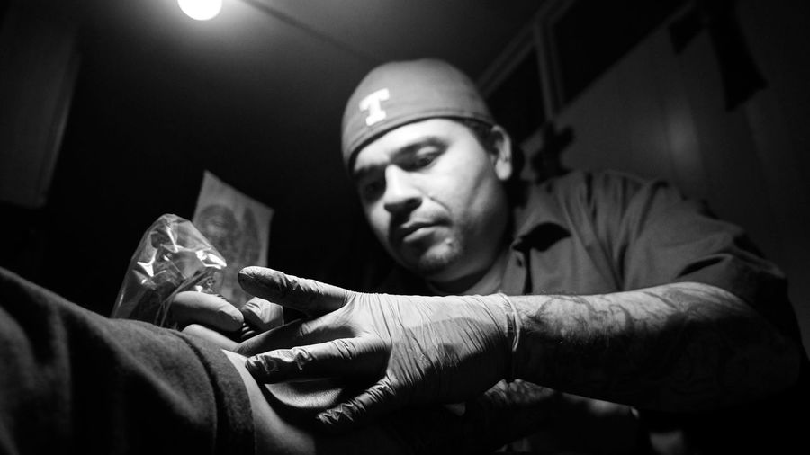 Turtle Magic Tattoo Life Tattoo Artist Hands At Work Second Late Night Session