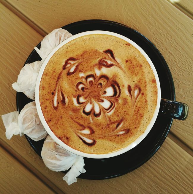 ☕ Cafe Mocha Coffee And Sweets Walnut Pastries Caffiene Caffiene Fix Coffee Time Coffee Cup Caffiene Addict Coffee Foam Art Sweets Sweet Tooth Cocohodo Food Photography My World Of Food Korean Pastry
