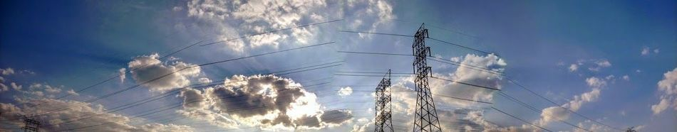 Cable Cloud - Sky Day Electricity  Fuel And Power Generation Industry No People Outdoors Sky Technology