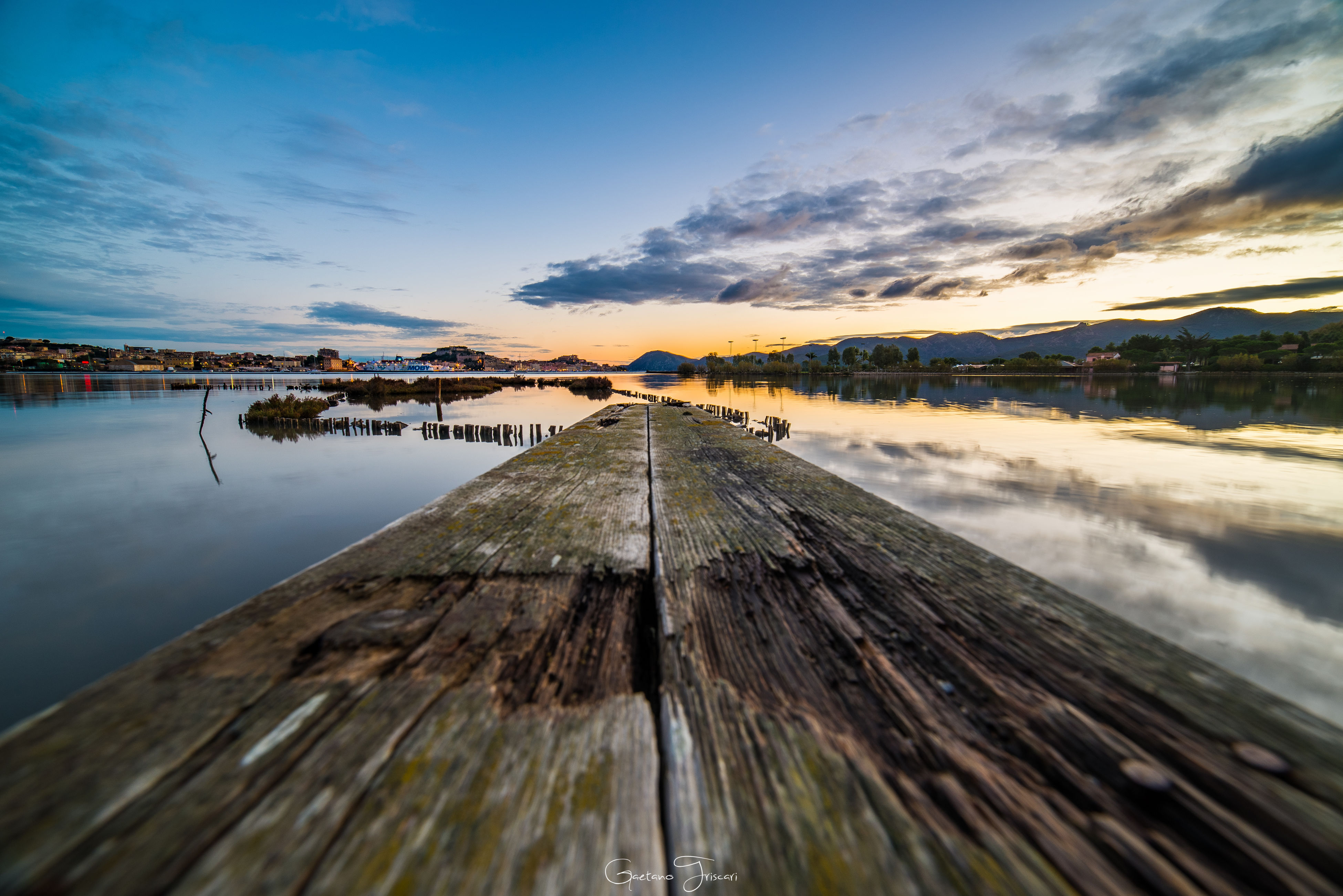 water, sky, pier, built structure, cloud - sky, sea, architecture, jetty, wood - material, cloud, reflection, cloudy, lake, sunset, dusk, waterfront, nature, scenics, tranquil scene, tranquility