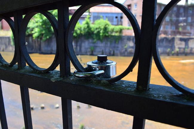 Alabama Close-up Fence Fences Love Locks Bridge Metallic Part Of Prattville Prattville, Alabama Locks Of Love