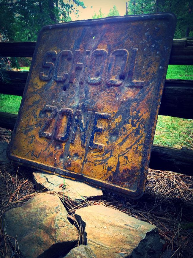 And they are off...Schooldaze Firsts Buckupmom Emotionalday Time On My Hands Igotthis Onmymind Love EyeEm Backtoschool