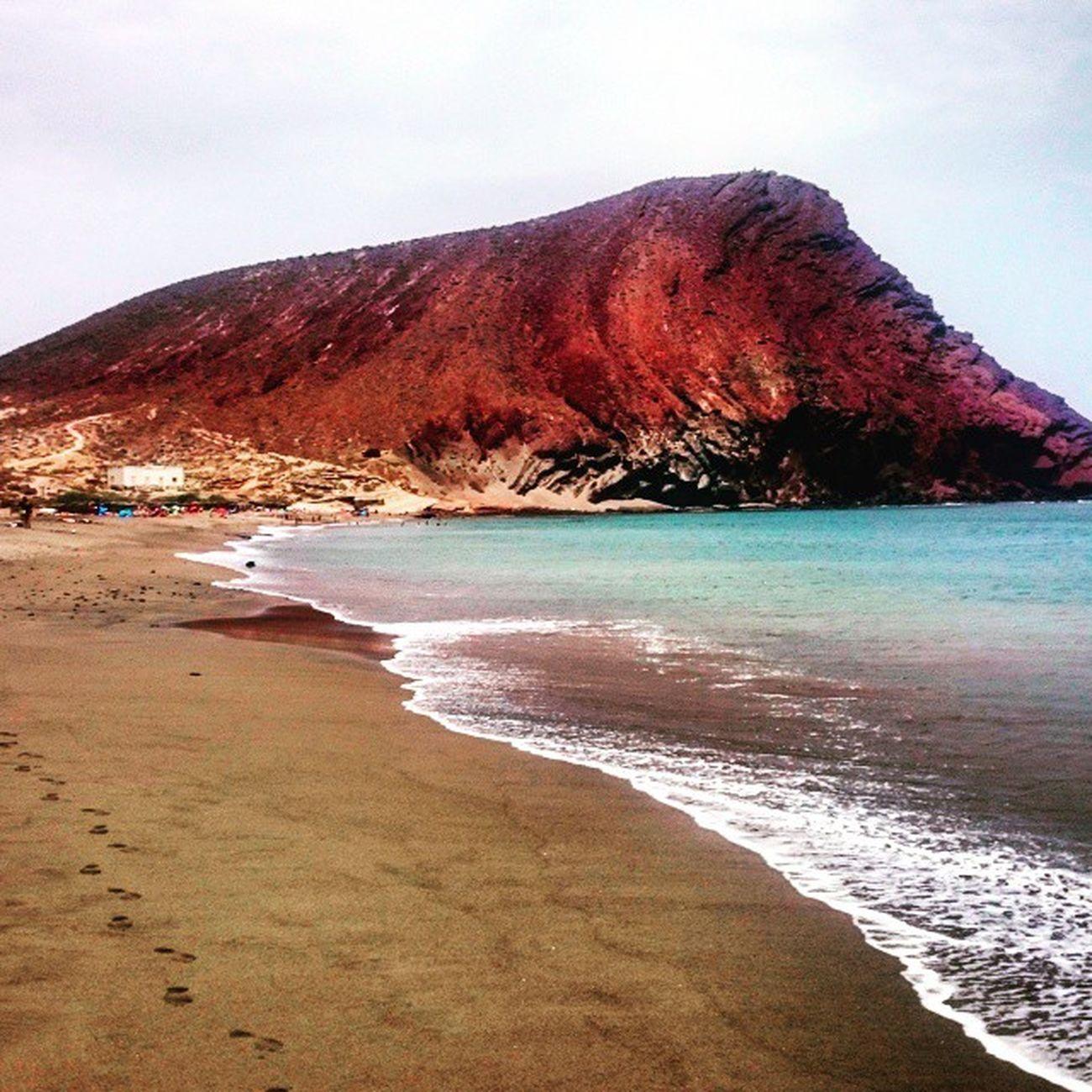 Latejita Elmedano Enjoyinglife  Love Exploring Tenerife Beachlife Canaryisland June 2015  Instagood Awesome Paradise Summer 2015  Happyholidays June SPAIN Europe