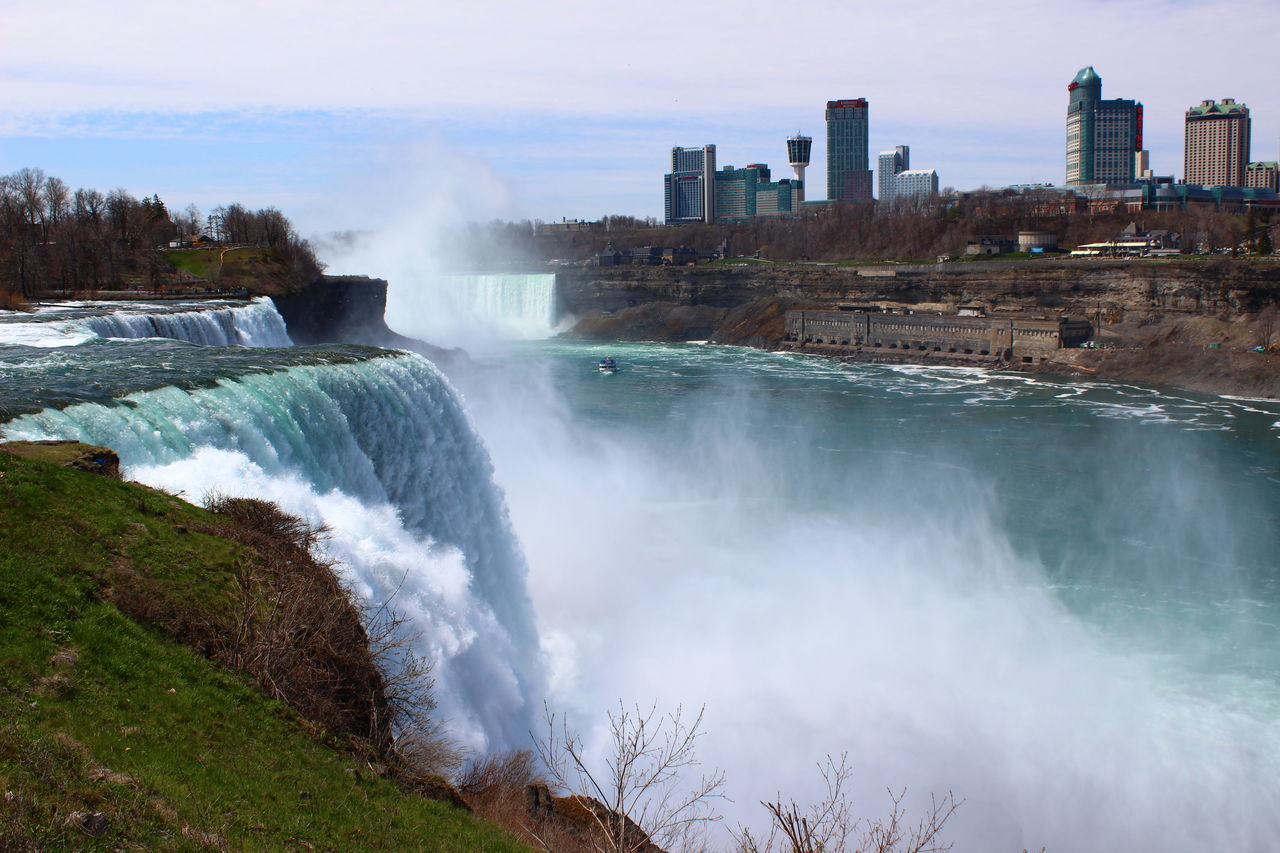 Beautiful stock photos of niagara falls,  Architecture,  Beauty In Nature,  Blurred Motion,  Building Exterior