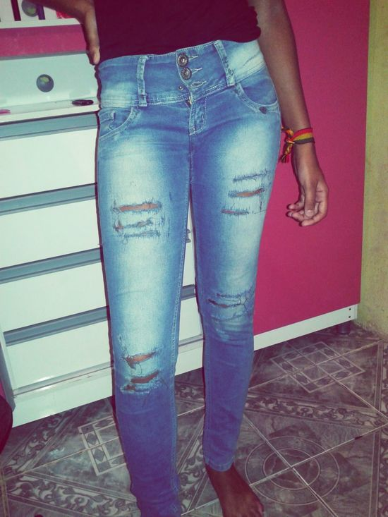MyFlawless Cortei Jeans Lais SamsungGalaxyWin 😍😍 @LaisMachado