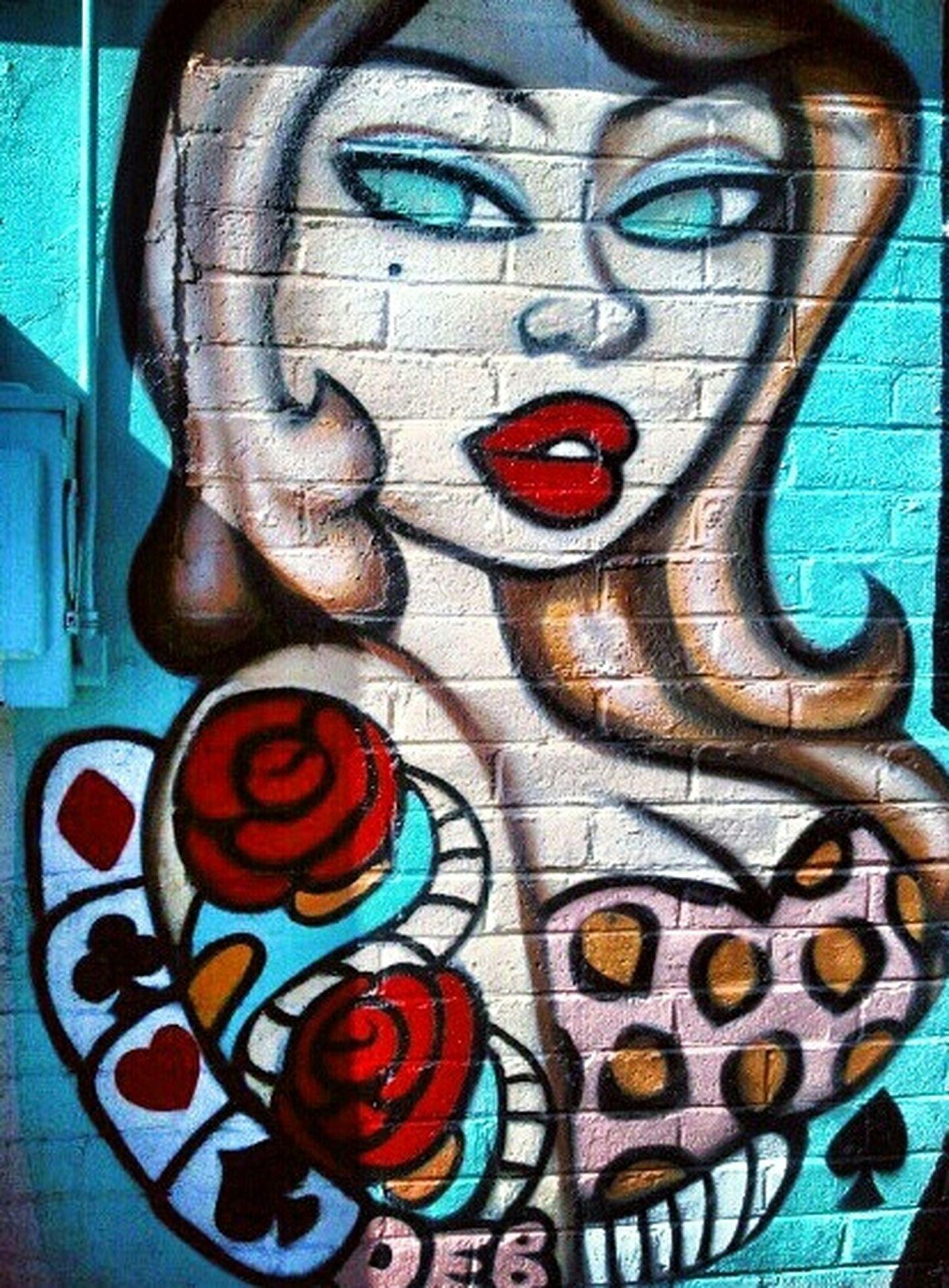 Streetart Urban Exploration Urbex Backstreets & Alleyways