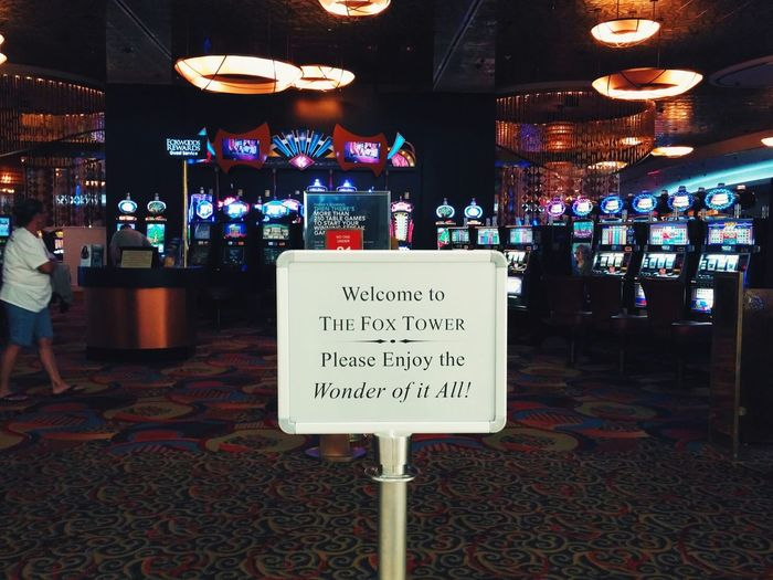Please enjoy the wonder of it all. Foxwoods Casino Signs Wonder Words Of Wisdom... Words To Live By