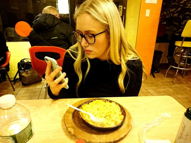 Confused over Mac & Cheese