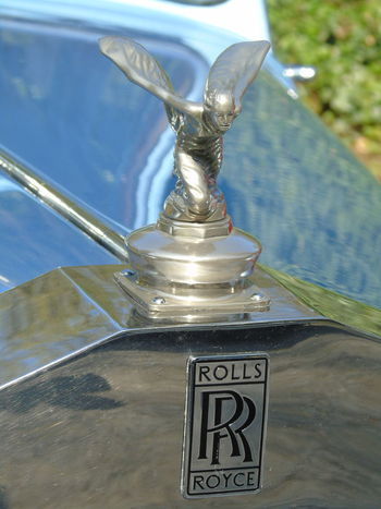 Close-up Communication Day I Like This Shot I LIKE👍EyeEm😃👍 I LOVE PHOTOGRAPHY Metal Neandertal No People Oldtimertreffen Outdoors Rolls Royce Text