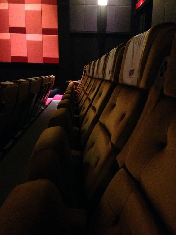 Arts Culture And Entertainment Auditorium Cinema Dark Film Industry Illuminated Indoors  MOVIE Movie Theater No People Projection Screen Seat Stage Theater Theater
