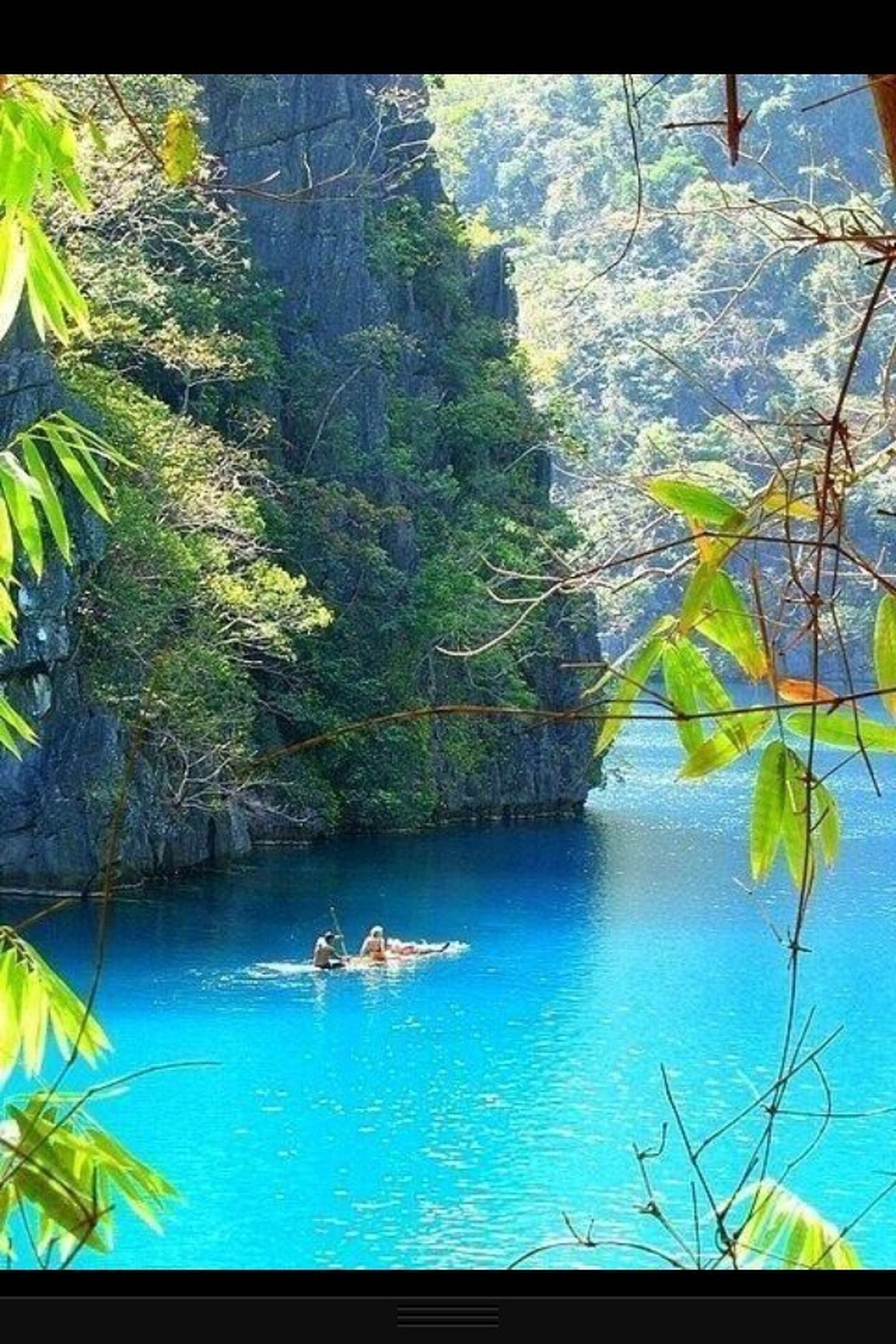 Turquoise Paradise