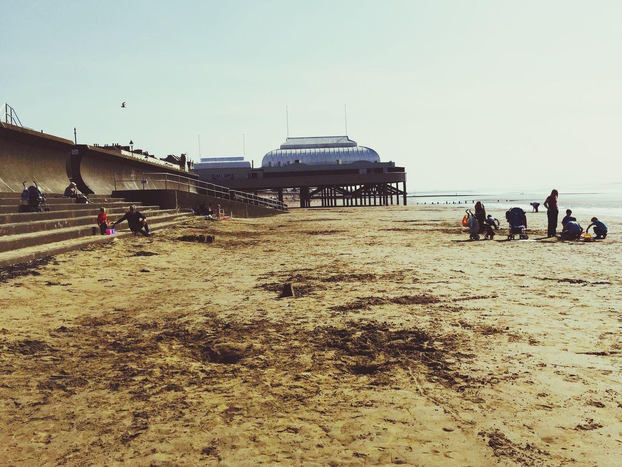 Britain's shortest pier Taking Photos Enjoying Life Beach A Day At The Beach United Kingdom