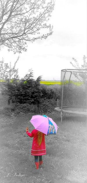 My beautiful daughter adds colour to my life Coloursplash My Beautiful Daughter Playing In The Rain Enjoying Life Kids Kids Being Kids My Own Photography I LOVE PHOTOGRAPHY I Love You !