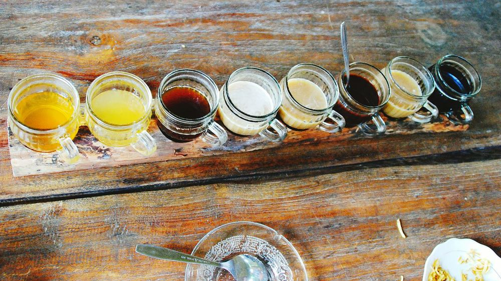 Coffee Coffee Time Coffee Tasting Kaffee Kaffeekultur Kaffee Trinken Kaffeeprobe Bali INDONESIA Indonesien EyeEm Indonesia Showcase: January Liquid Lunch Everything In Its Place Visual Feast
