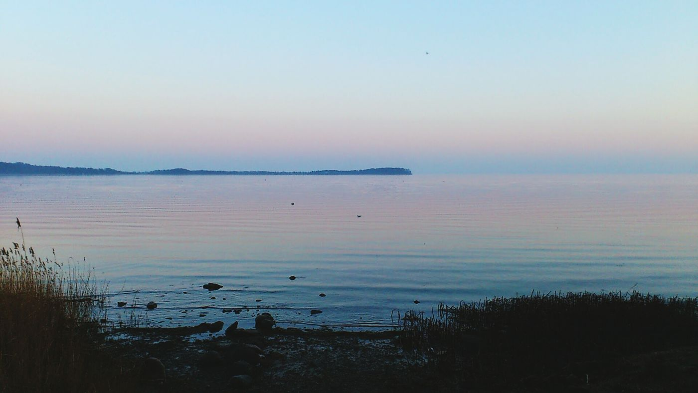 Island Pink Sunset