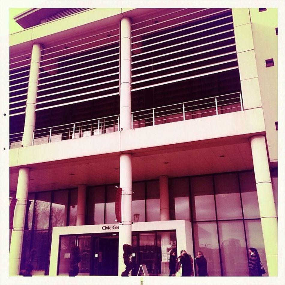 Harlow Building Architecture Modern essex uk saturday
