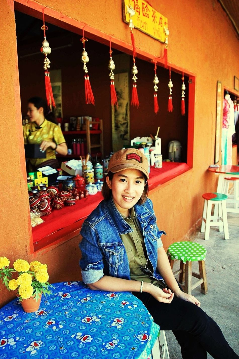 Hello World Enjoying Life Photoaroud Happy Smile :) Pai Thailand