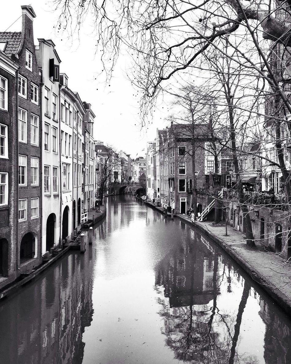 Utrecht , Netherlands Dutch Canals Dutch Cities Bnw
