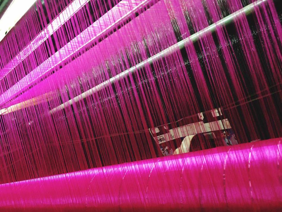 Pure Silk Strand Of Thread Weavers Wonder Blorediaries IPhoneography