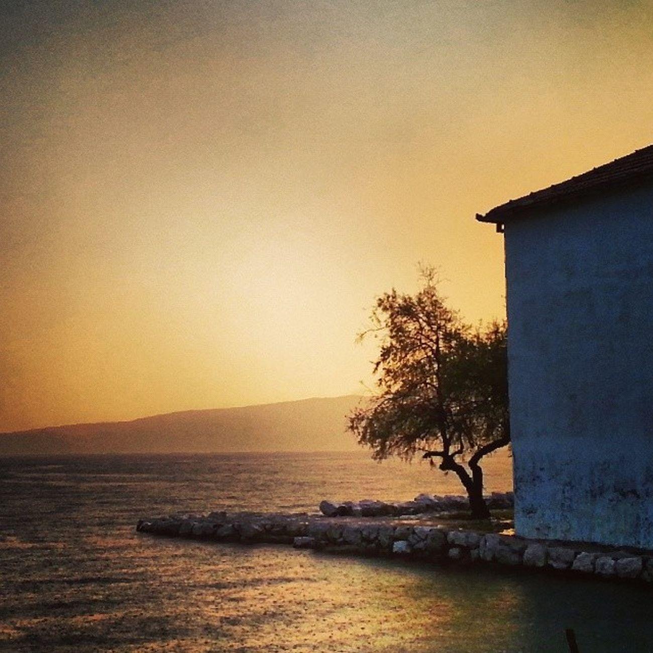 Baylife Montenegro Sunset Fall Rain Sea Coast