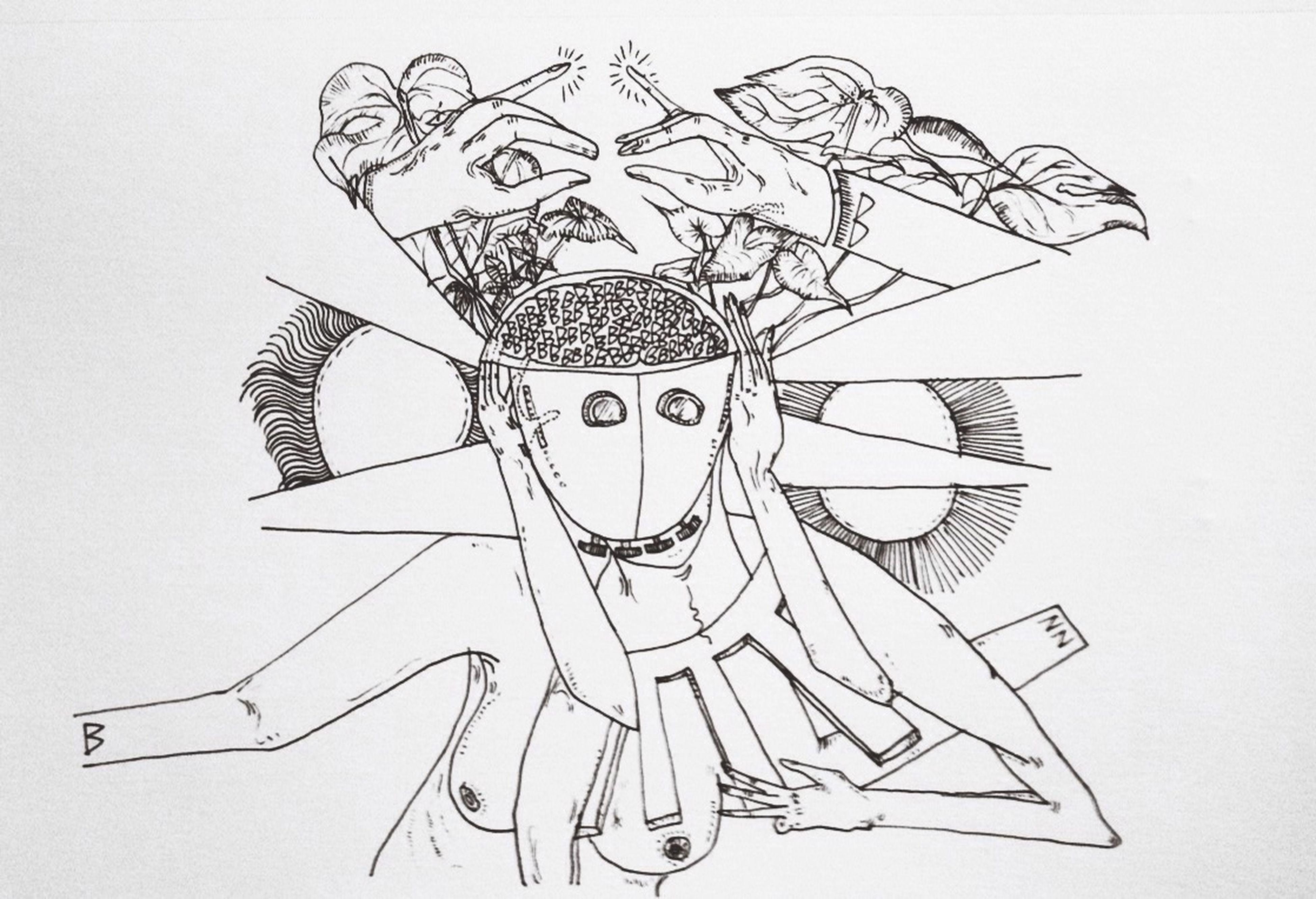 art and craft, art, creativity, studio shot, white background, still life, close-up, indoors, paper, ideas, text, communication, western script, craft, no people, decoration, animal representation, design, pattern, metal