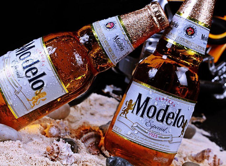 Beer Cervezamexico Drinks! ModeloEspecial Motorcycles