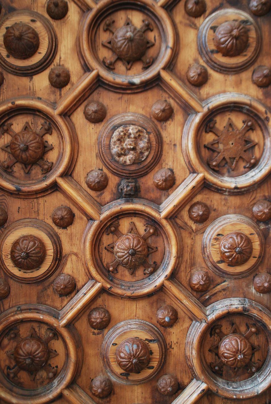 Door Engraving Wood