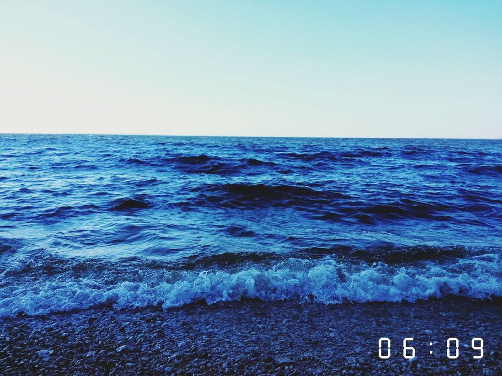 Sea And Sky Beautiful Traveling Wonderful Nature Summer ☀ Cool Relaxing