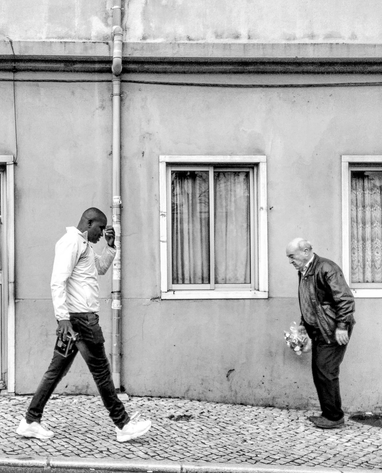 Show Yourself Dont Be Afraid  Mastodon Street Photography