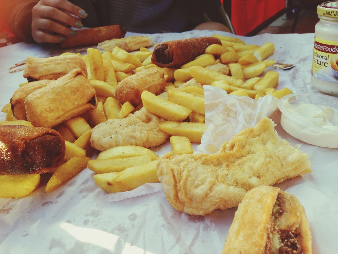 My World Of Food Fishandchips