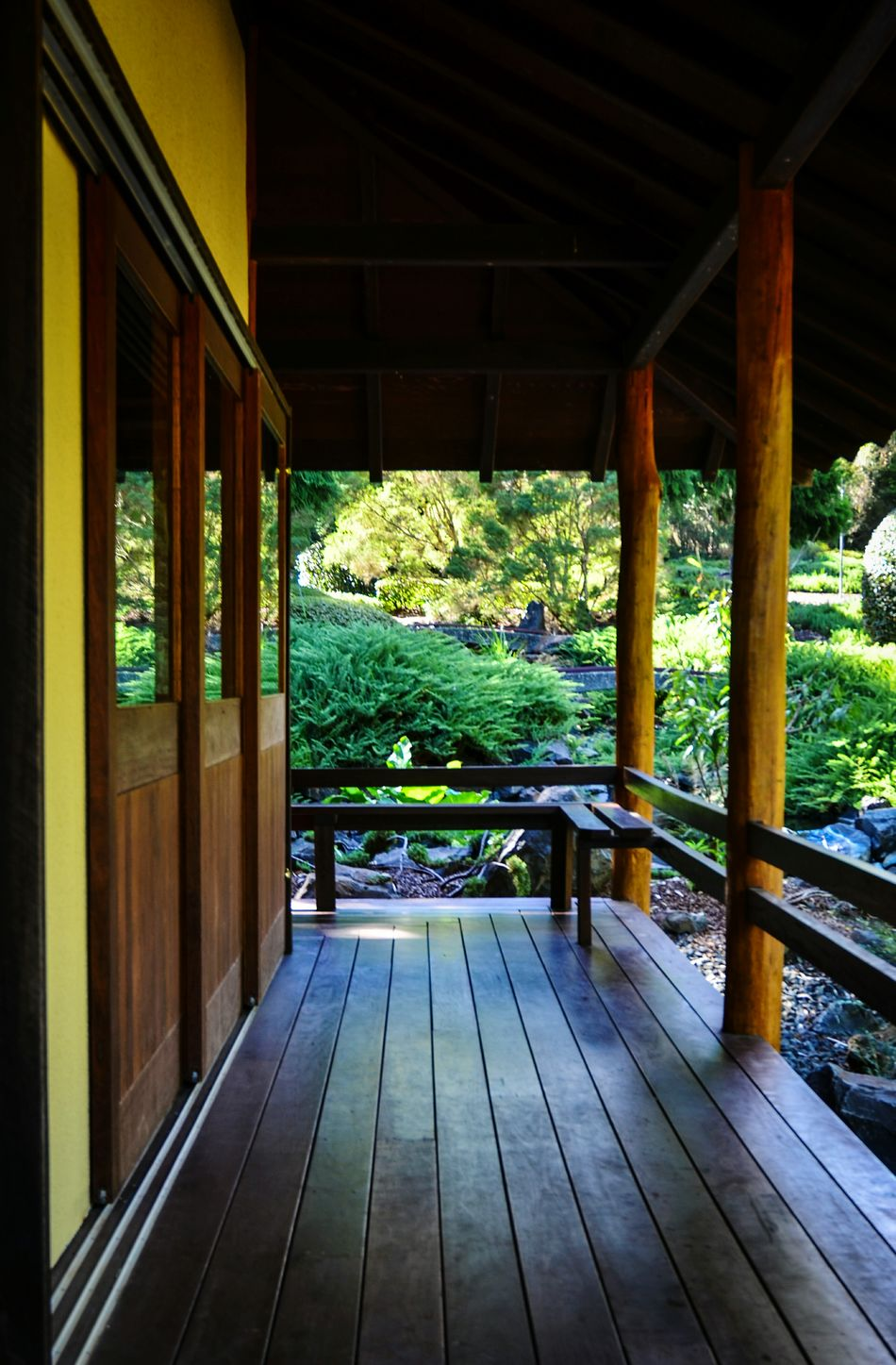 Wood - Material Japanese Tea House Japanese Garden Architecture Green Color Plant No People Nature Tree Day Outdoors Nikon D5100  Public Space Scantuary